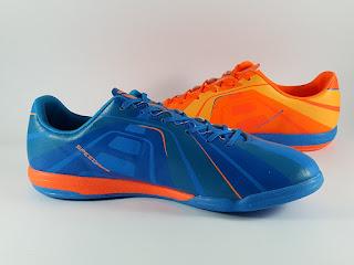Puma Evospeed Trick Blue Orange IC Sepatu Futsal , toko sepatu futsal, jual sepatu futsal , harga futsal puma, futsal puma replika premium, puma evospeed, puma tricks