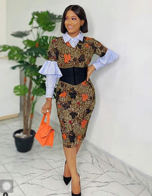 Unique Ankara  Dresses