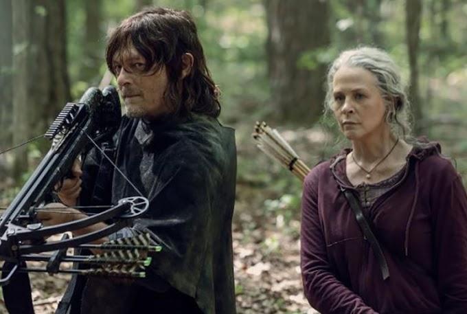 El final de temporada de The Walking Dead se retrasará a finales de año.
