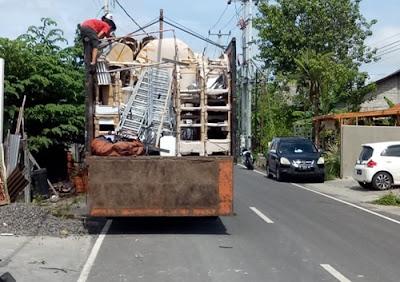 Angkutan Truk Surabaya Pontianak