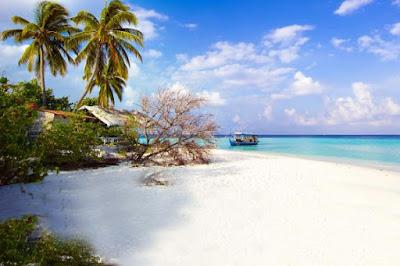 keindahan pulau tidung, foto terbaru pulau tidung, foto pulau tidung terbaru