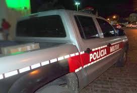 Polícia Militar apreende em Patos, veículo com números identificadores alterados