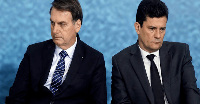 VÍDEO: Agora é oficial, Sérgio Moro renuncia ao cargo de ministro da justiça, assista;