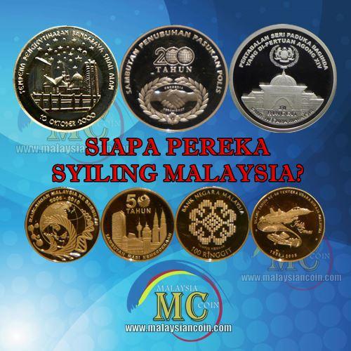 pereka syiling Malaysia
