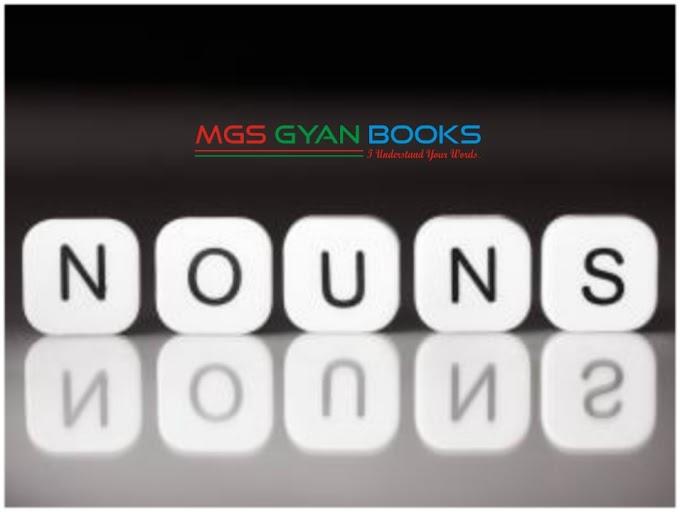 Meet the Nouns and their types in English संज्ञा क्या हैं और इसके प्रकार जाने हिंदी और अंग्रेज़ी में