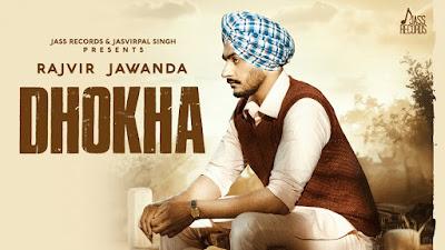 Dhoka Lyrics - Rajvir Jawanda  G Guri