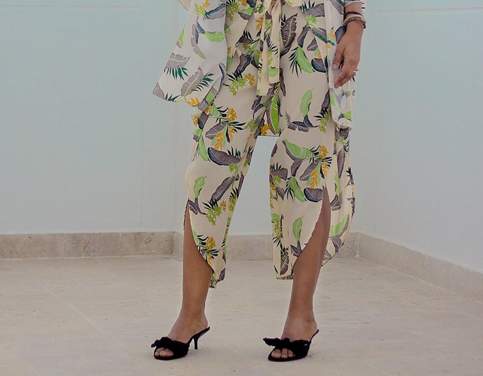 Tropical Yiniva Tendencia Fashion Moda Blogger Elegancia Soto Look zVpUqSM