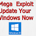 Mega Exploit Found on Windows 10 Update Immediately