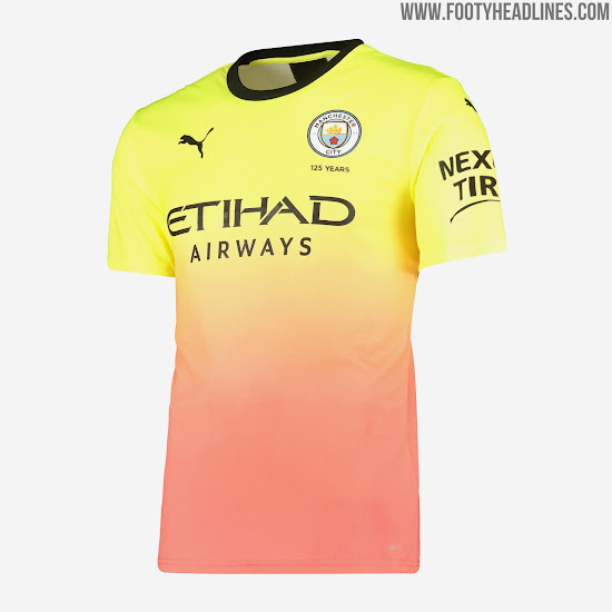 Puma Manchester City 19-20 Home, Away & Third Kits ...