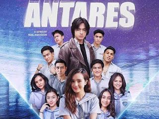 5 Fakta Novel Antares  Karya Anak Remaja Usia 16 Tahun, Yang Diangkat Jadi Web Series