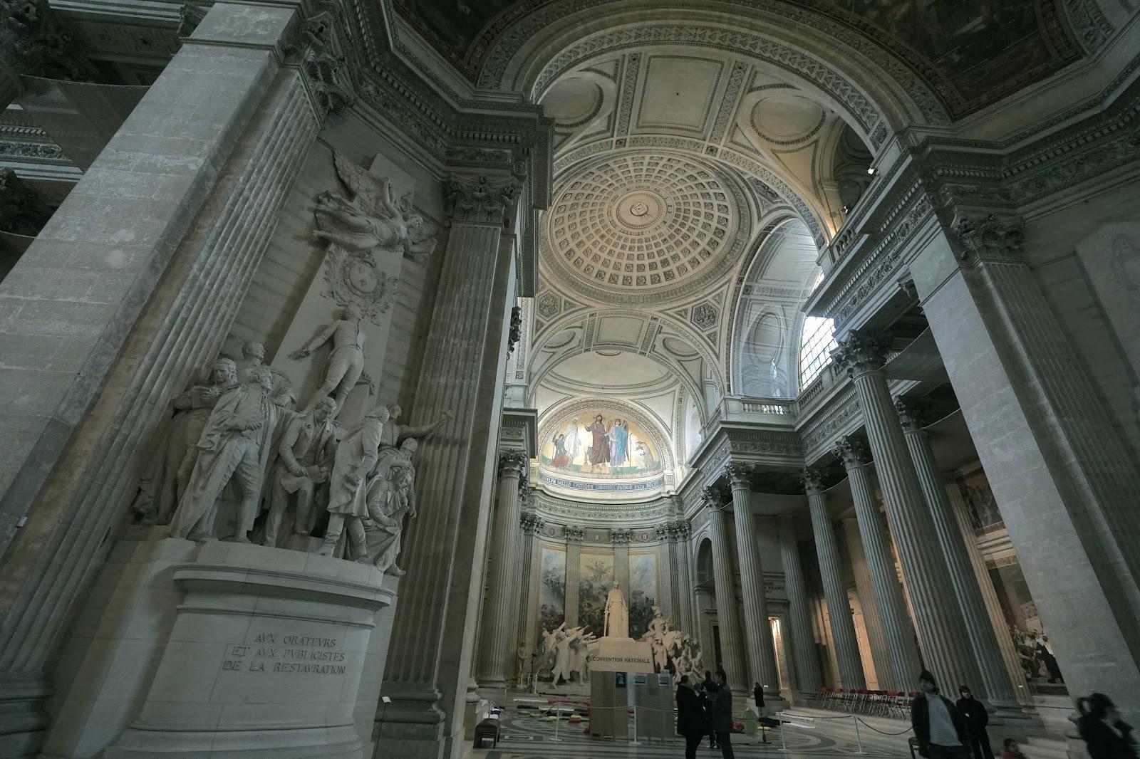 パンティオン(Panthéon de Paris)