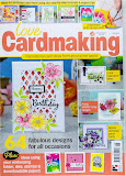I was published - Love Cardmaking International