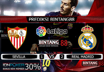 PREDIKSI SKOR SEVILLA VS REAL MADRID 23 SEPTEMBER 2019