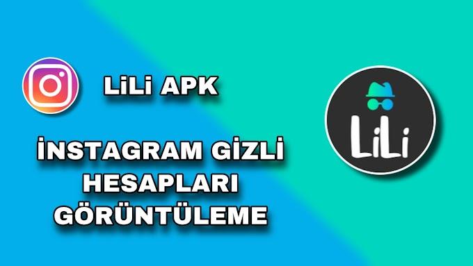 LiLi - İnstagram Gizli Hesapları Görüntüleme APK