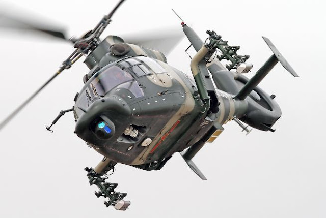 Harbin Z-9W attack helicopter