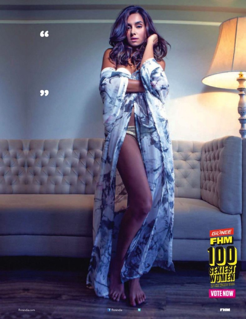 Shibani Dandekar FHM Magaizne June 2014 HQ Photos