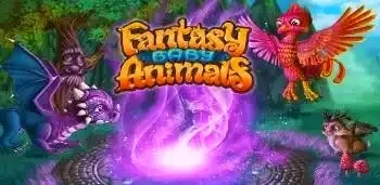 Fantasy Baby Animals Apk
