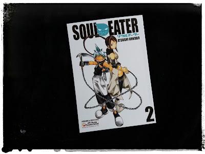Atsushi Ohkubo - Soul Eater t.2
