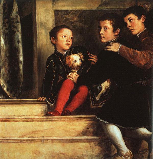 50c9f4f7ec93 Autor Tiziano Fecha 1520-22. Museo Museo Nacional del Louvre  Características 100 x 89 cm. Material Oleo sobre lienzo.  Estilo Renacimiento Italiano