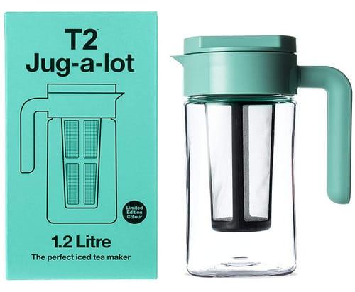 T2 Tea Jug-A-Lot Iced Tea Jug with Removable Infuser