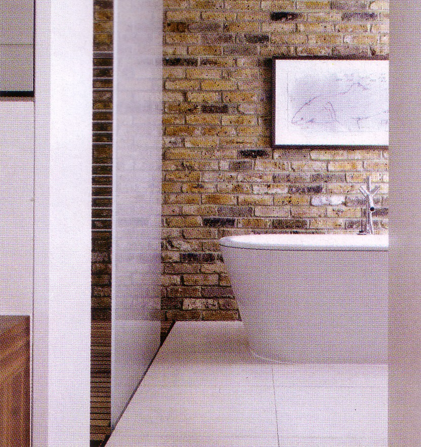 Brick Wall Bathroom: Trends With Transformations: If You've Got It, Flaunt It