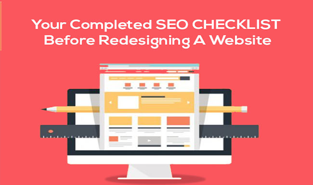 Technical SEO Checklist Before Redesigning a Website