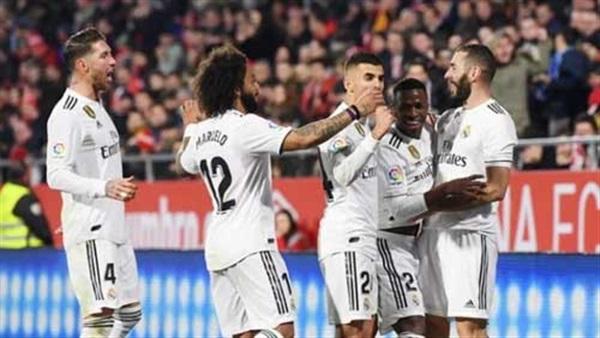 تشكيل ريال مدريد ضد ألافيس عبر سوفت سلاش