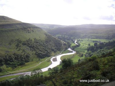 River Swale, Upper Swaledale, Yorkshire