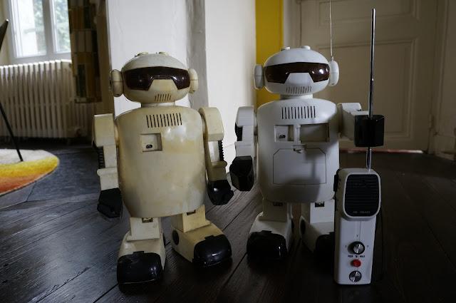 robot annees 70 1979 sir galaxy itc mattel 70s 1970s