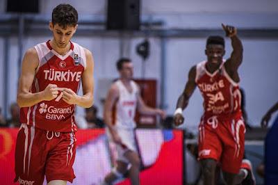 FIBA U18 Europe - Türkiye Avrupa ikincisi