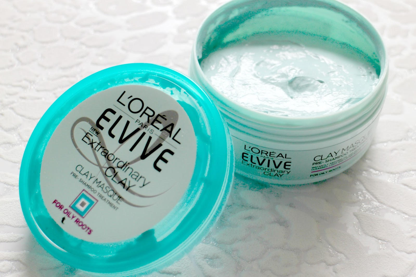 L'Oreal Elvive Extraordinary Clay Masque