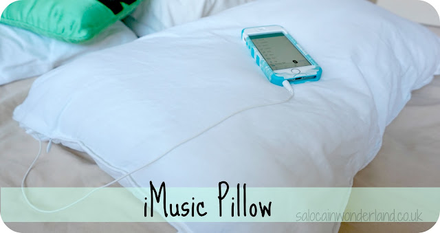 imusic pillow review