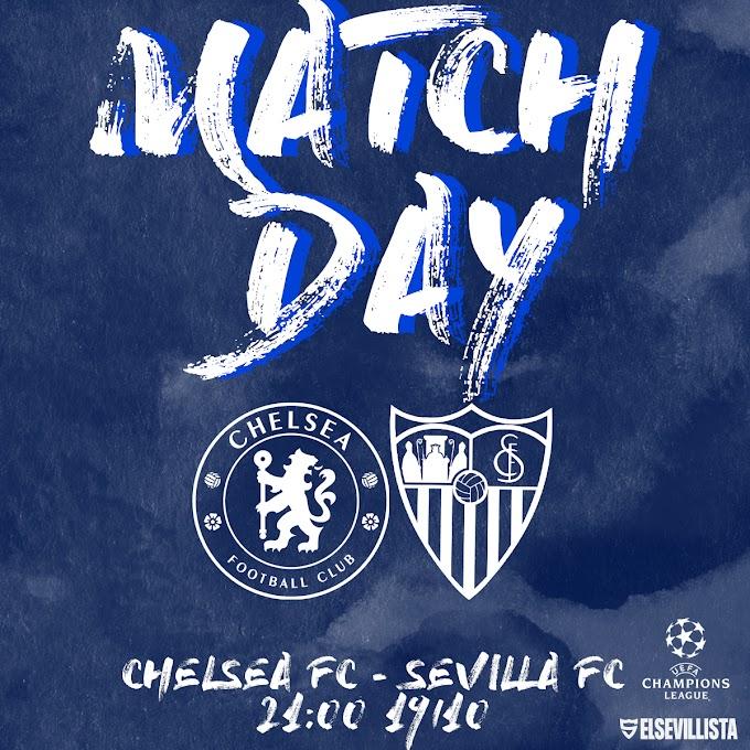 "PREVIA | Chelsea FC - Sevilla FC: ""No eres tú, soy yo"""