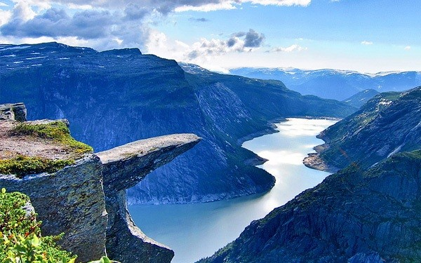 Monte Skjeggedal