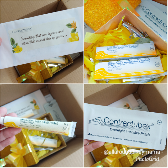 Contractubex Review, Scars, Keloids, AAPM Health and Wellness, Product Review, Contractubex Overnight Intensive Patch, Scar Treatment, SJ Valdez, All-Around Pinay Mama blog
