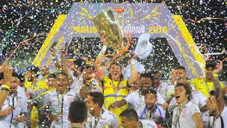 Corinthians surpreende Palmeiras no Allianz e é bicampeão paulista