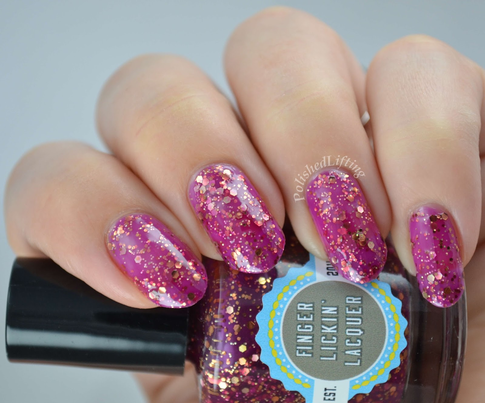 Finger Lickin' Lacquer Fair Enchantress