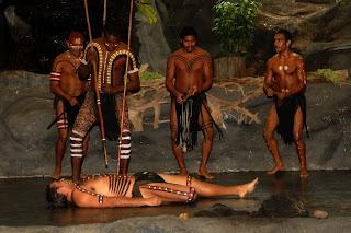 Suku Aborigin. Suku Asli Australia