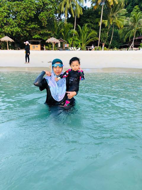 Bercuti Ke Pulau Kapas, Terengganu Edisi Jimat