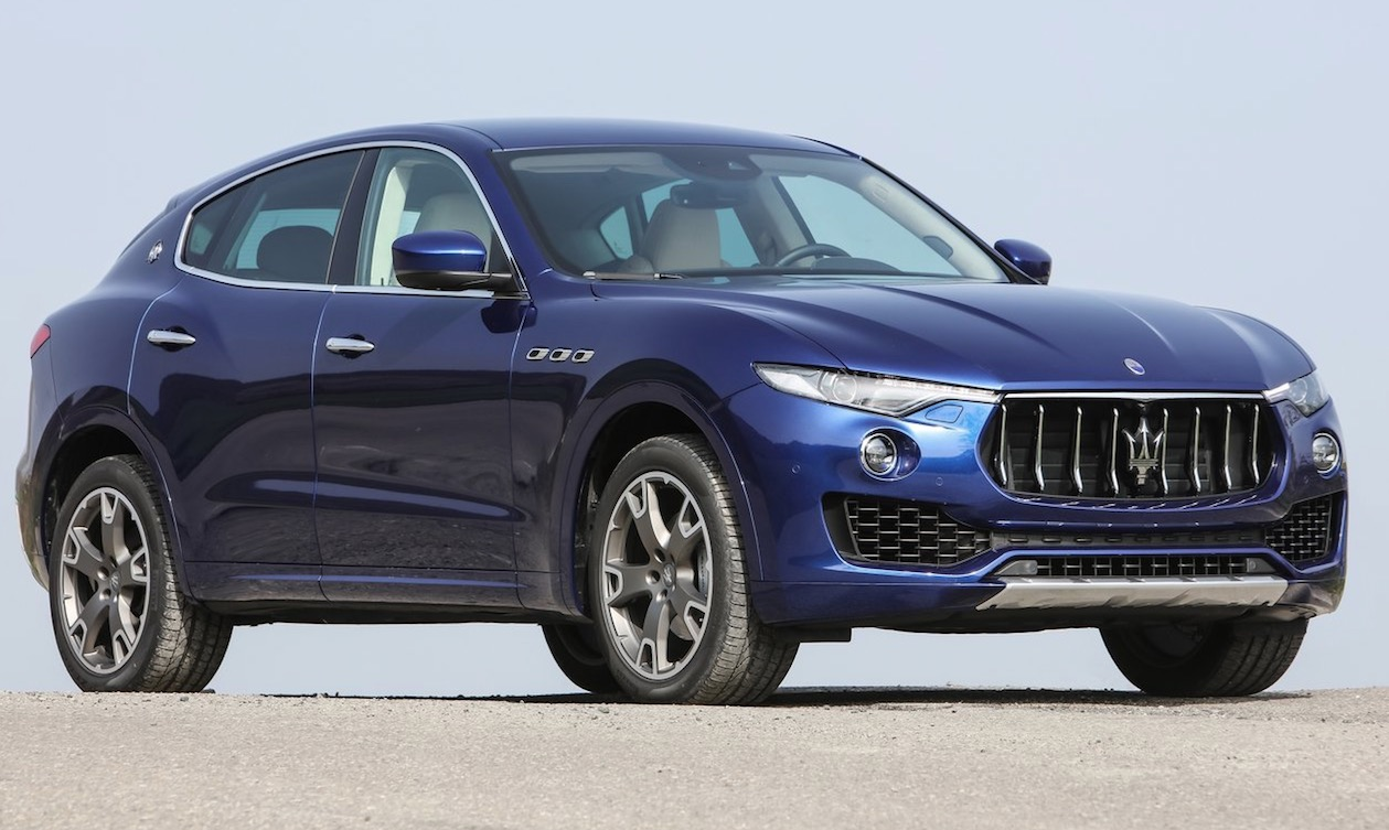 maserati levante sales figures good car bad car