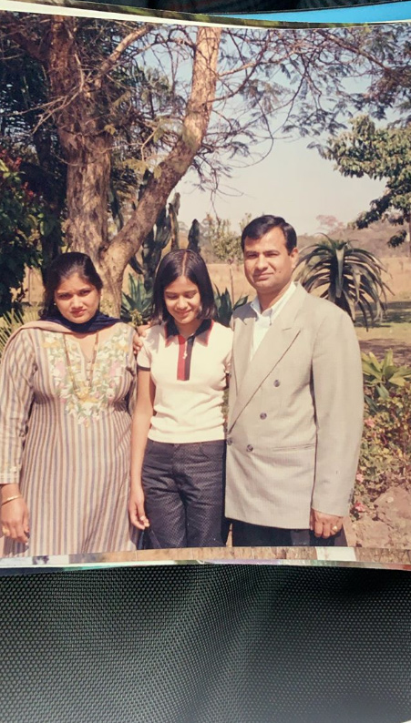 nia sharma childhood rare photos indian tv actress