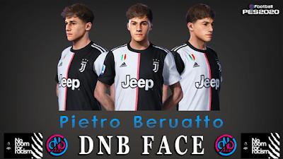 PES 2020 Faces Pietro Beruatto by DNB