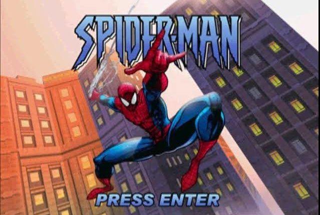 تحميل لعبة سبايدرمان spider man 1 مارفل للكمبيوتر برابط مباشر من ميديا فاير
