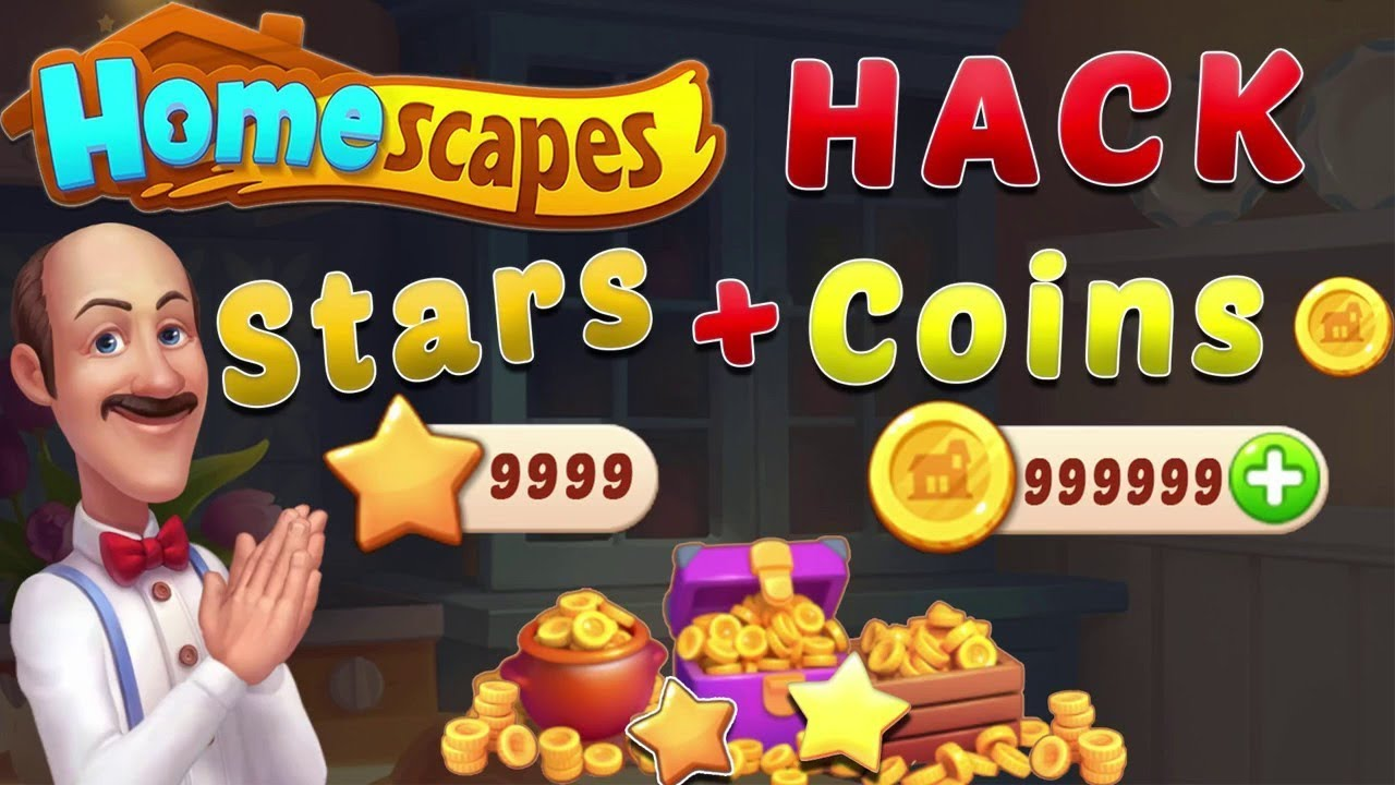 Get Homescapes Unlimited Stars and Coins For Free! 100% Working [20 Oct 2020]