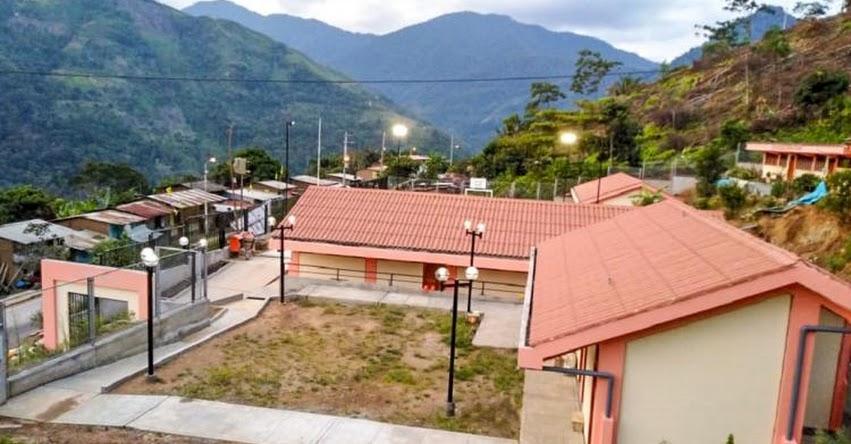 PRONIED: Cinco nuevos colegios para la niñez de Ayna en la región Ayacucho - www.pronied.gob.pe