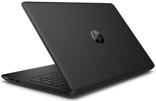 HP Notebook 15-da0084ns: panel HD de 15.6'' + disco duro SSD de 128 GB