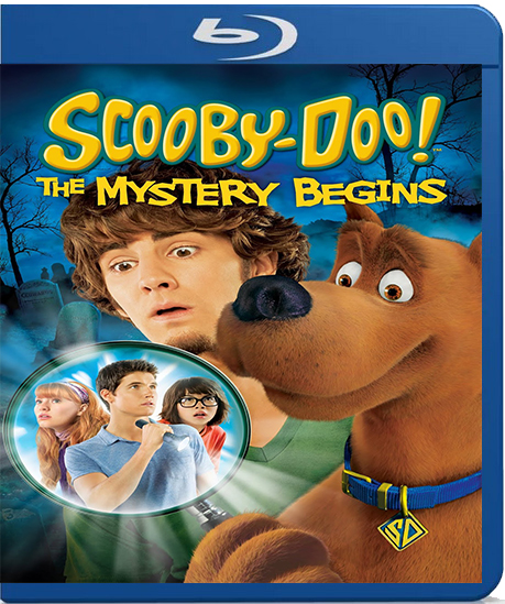 Scooby Doo! The Mystery Begins [2009] [BD25] [Latino]
