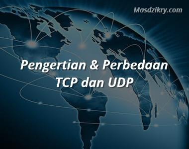 Perbedaan TCP dan UDP