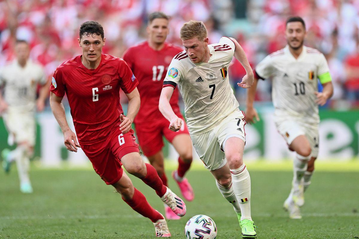 Denmark vs Belgia