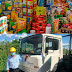 Camión del Viceministerio que fue secuestrado llevaba mercadería de contrabando para canastones